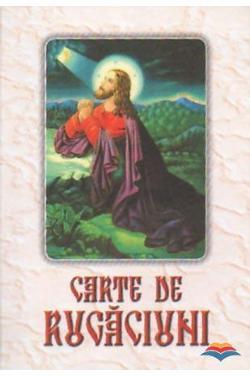 Carte de rugaciuni (scris normal, cartonata)