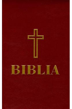 Biblia - format mic 053 - Coperti din piele cu fermoar